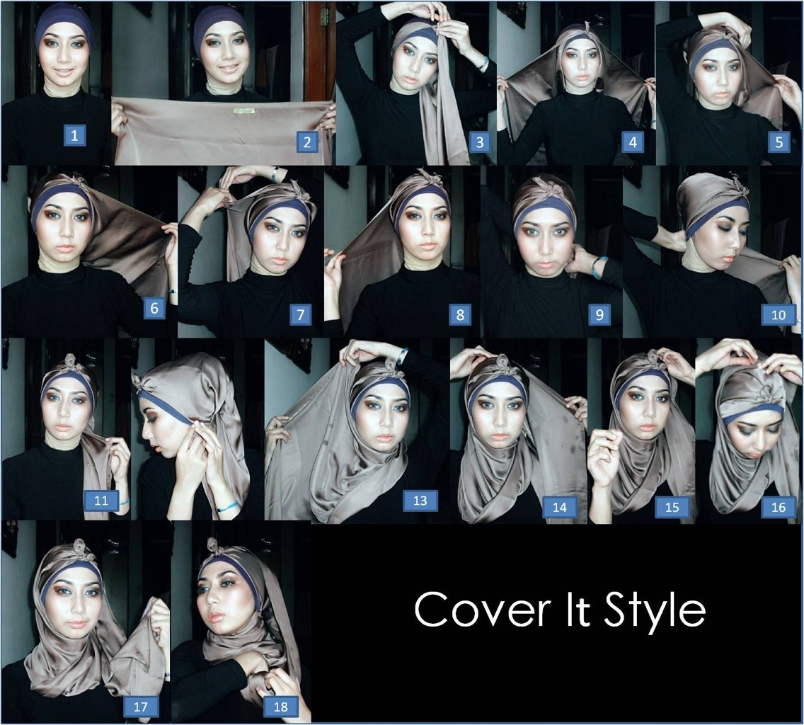 Tutorial Hijab Page 2